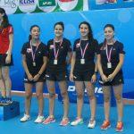 Chile logra sus primeras medallas en el Sudamericano Infantil-Juvenil de Tenis de Mesa