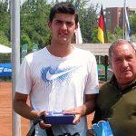 Marcelo Barrios se quedó con el título de la Copa Milo 2015