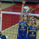 Boston College derrotó a Bohemios por el Sudamericano de Clubes Femenino de Volleyball