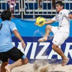 Chile jugará por el tercer lugar de la Copa Sudamericana de Fútbol Playa