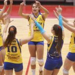 Boston College obtuvo el quinto lugar del Sudamericano Femenino de Clubes de Volleyball