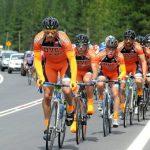 Equipo chileno DVC comienza su participación en la Vuelta Ciclista de Mendoza