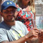 Robinson Méndez se coronó campeón por partida doble en Argentina