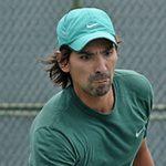 Julio Peralta se tituló campeón de dobles en el Futuro 1 Nicaragua