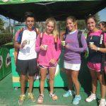 Este 16 de febrero comienza la Copa Milo de Tenis 2015