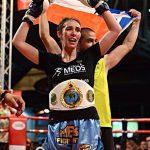 Daniela Callejas gana el título mundial Professional de la World Muay Thai Organization