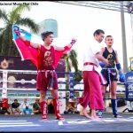 Gabriel Casanueva obtiene medalla de bronce en el Mundial de Muay Thai Boran