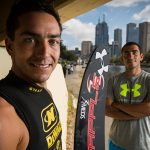 Felipe y Rodrigo Miranda sumaron sus primeros puntos para el Ranking Elite 2015