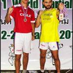 Muay Thai chileno suma nuevas medallas en el Mundial 2015