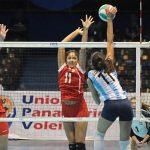 Chile cayó en cuartos de final de la Copa Panamericana Femenina Sub-18 de Volleyball