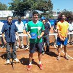 Facundo Bagnis se coronó campeón del Challenger Cachantún Cup 2015