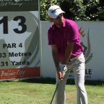 Mark Tullo cerró en el décimo puesto su participación en el África Open