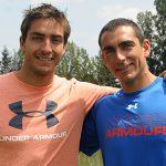Felipe y Rodrigo Miranda viajan a Australia con auspiciosos registros