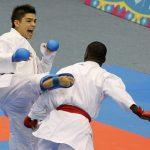David Dubo cerró la lista de karatecas chilenos clasificados a Toronto 2015