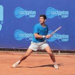 Hans Podlipnik cayó en primera ronda de la qualy del ATP 250 de Quito