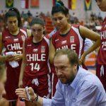 Chile jugará en el Grupo A del Preolímpico de Básquetbol Femenino