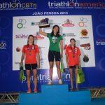 Chile obtuvo dos medallas en el Sudamericano Junior de Triatlón