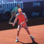 Nicolás Jarry avanzó a la ronda final de la qualy del Challenger de Mestre