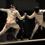 Esgrimista Paris Inostroza gana medalla de bronce en torneo satélite de Bulgaria
