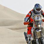 Pablo Quintanilla se mantiene octavo en el Abu Dhabi Desert Challenge