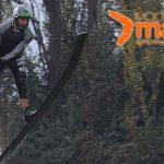 Felipe y Rodrigo Miranda clasificaron a la final de salto del Moomba Master