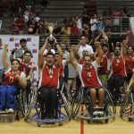 Dach se coronó campeón nacional de básquetbol en Silla de Ruedas