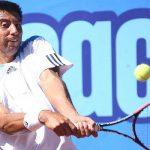 Jorge Aguilar se retira del tenis profesional en la final del Futuro Chile 6