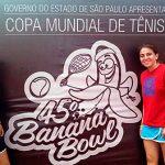 Fernanda Labraña se coronó campeona del Banana Bowl 2015
