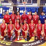Cinco triunfos suma la Selección Chilena de Básquetbol Femenina en gira por España