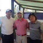 Francisco Cerda, Santiago Russi y Philippe Guidi clasificaron al Chile Classic 2015