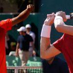 Triunfos de Garín y Jarry ponen en ventaja a Chile sobre Perú en la Copa Davis