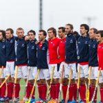Chile cayó ante Austria por la Ronda 2 de la World League Masculina de Hockey Césped