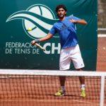 Gonzalo Lama sufre lesión en entrenamientos y sería duda para Copa Davis