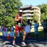 Bárbara Riveros obtuvo el puesto 12 en la World Triathlon Series de Auckland