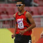 Edward Araya se convierte en el primer deportista chileno clasificado a Río 2016