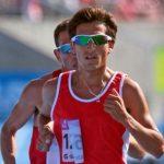 Víctor Aravena obtuvo el séptimo lugar en los 10 kilómetros de Cantabria