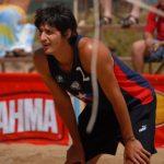 Matías Tobar y Rodrigo Salinas clasificaron al Mundial de Volleyball Playa en Holanda