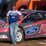 Ramón Torres será el único piloto chileno que participará en el Rally de Portugal