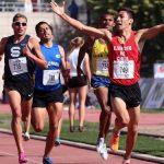 Carlos Díaz y Humberto Mansilla logran nuevos récords nacionales juveniles de atletismo