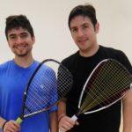 Racquetbolistas nacionales debutaron con triunfos en el clasificatorio a Toronto 2015
