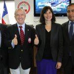 Iquique fue designado sede de los III Juegos Bolivarianos de Playa 2016