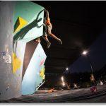 Ciudad Empresarial recibe la octava versión del The North Face Master of Bouldering