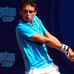 Juan Carlos Sáez cayó en primera ronda del Challenger de Génova