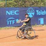 En abril se realizará el XVIII Chilean Open de tenis en silla de ruedas