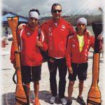 Chile suma nuevas medallas en el Sudamericano de Canotaje 2015