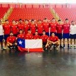 Chile obtuvo la medalla de bronce en el Panamericano Juvenil Masculino de Handball