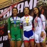 Chile cierra con dos oros su participación en el Panamericano Juvenil de Ciclismo en Pista