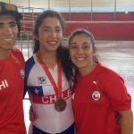 Daniela Colilef suma segunda medalla para Chile en el Panamericano Juvenil de Ciclismo