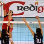 Chile suma un triunfo y una derrota en la Copa Panamericana Femenina Sub 20 de Volleyball