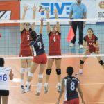 Chile derrotó a Nicaragua por la Copa Panamericana Femenina Sub 20 de Volleyball